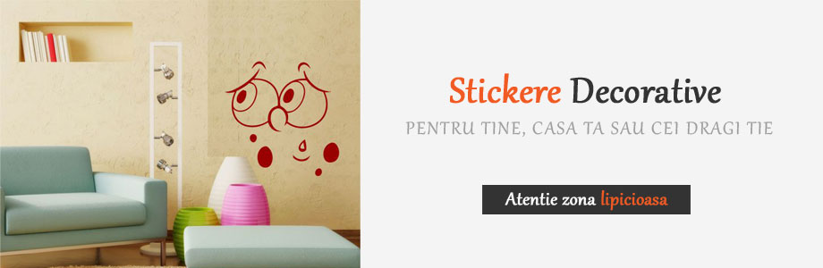 Stickere Decorative