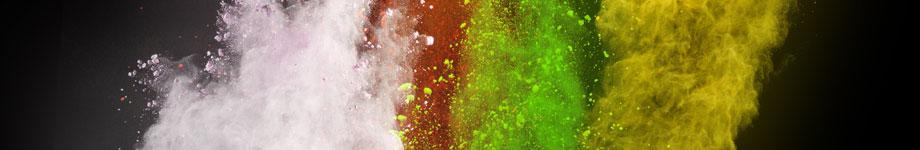 Stickere multicolore