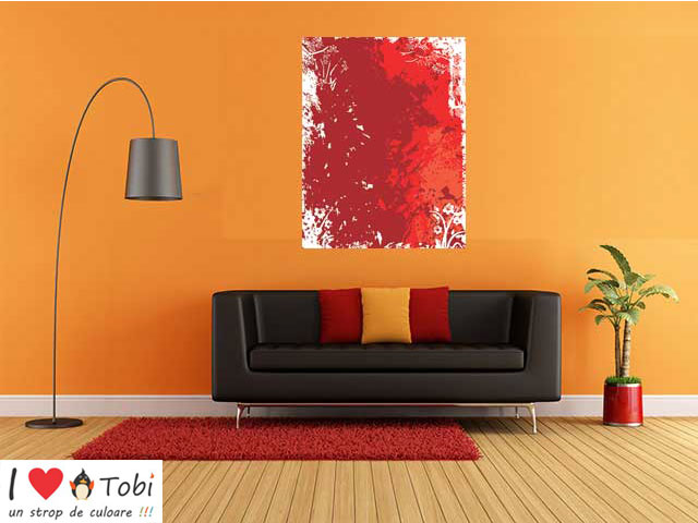 Poster inramat design abstract - cod BBB09