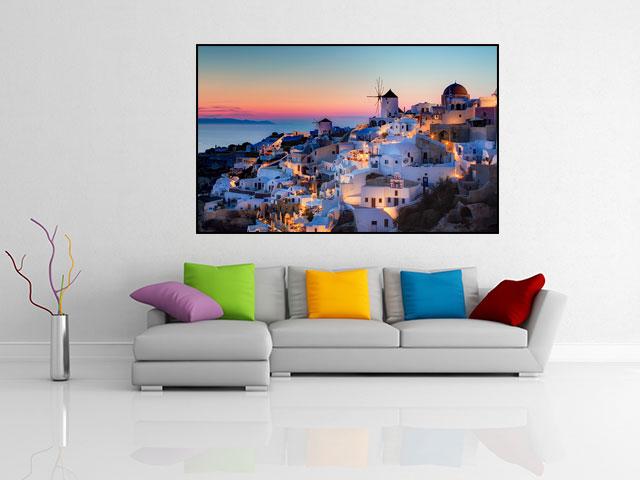 Poster peisaj Grecia - cod FFF03