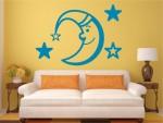 Sticker decorativ forme celeste - cod HH03