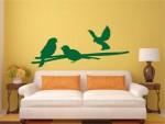 Sticker decorativ pasarele  - cod EE04