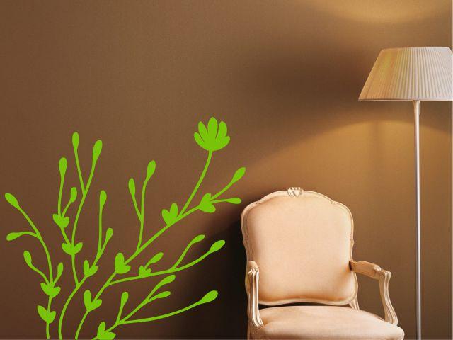 Sticker motiv floral - cod BB03