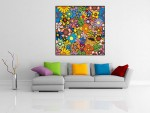 Tablou canvas abstract - cod C09