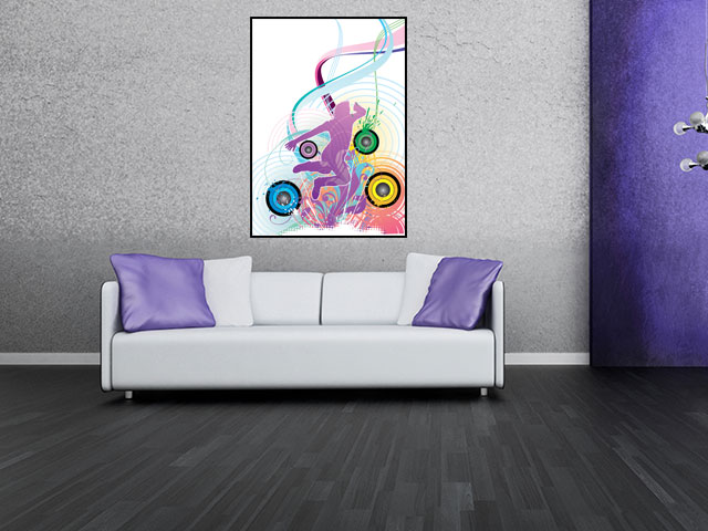 Tablou canvas abstract - cod C32