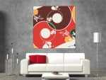 Tablou canvas abstract - cod C34