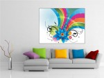 Tablou canvas abstract - cod C45