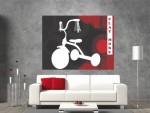 Tablou canvas arta digitala - cod C25
