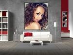 Tablou canvas beauty girl - cod B12