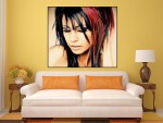 Tablou canvas beauty woman - cod A30