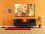 Tablou canvas beauty women - cod A53