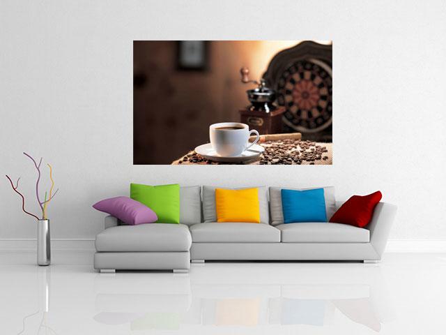 Tablou canvas decor cafea - cod I03