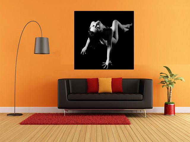 Tablou canvas femeie nud - cod K10