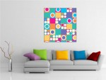 Tablou canvas forme diferite - cod A42