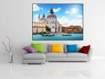 Tablou canvas Italia - cod H05