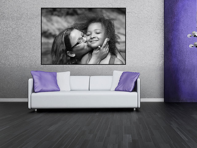 Tablou canvas iubire - cod G28