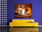 Tablou canvas love coffe - cod I01