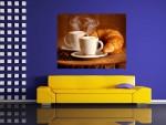 Tablou canvas love coffe - cod I01