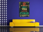 Tablou canvas motivational - cod F19
