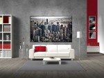 Tablou canvas New York - cod H01