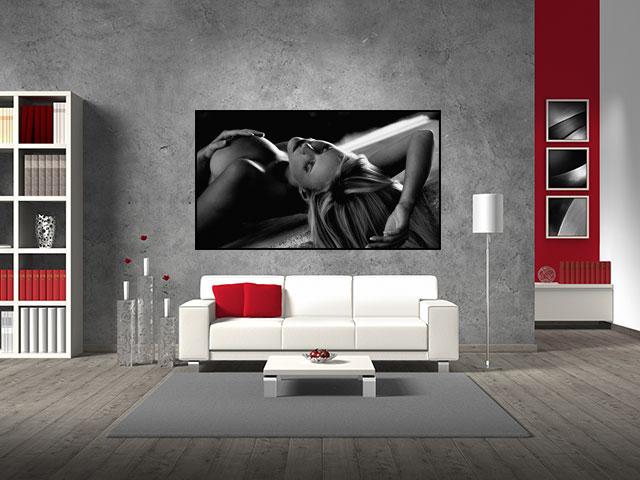 Tablou canvas nud artistic - cod A41