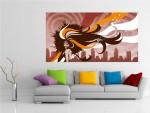 Tablou canvas panoramic - cod C52