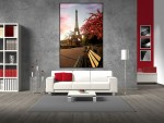 Tablou canvas turnu Eiffel - cod H08