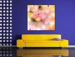 Tablou decorativ pattern floral - cod J03