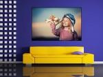 Tablou decorativ vis de copil - cod A47