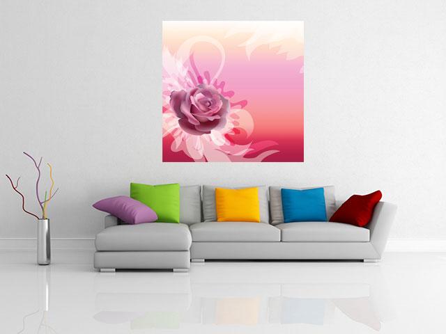 Tablou design floral - cod L12