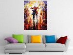 Tablou grand canvas abstract