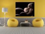 Tablou nud femeie blonda - cod K11