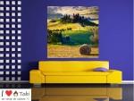 Tablou peisaj Toscana - cod D18