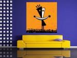Tablou tribal art abstract - cod C70